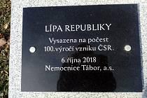 Táborská nemocnice oslavila sté výročí založení československého samostatného státu