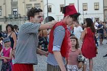 Festival Komedianti v ulicích. Ilustrační foto.