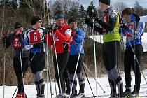 2. ročník veřejných závodů v běhu na lyžích 2010 - 2. mistrovství světa Jistebnice