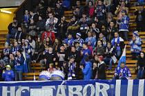 fanoušci táborských kohoutů měli po vydařeném sobotním zápase pádný důvod k radosti.