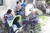 Romové v Plané nad Lužnicí