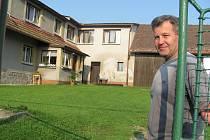 Filmařům poskytla svůj dům i rodina Dohnalova.