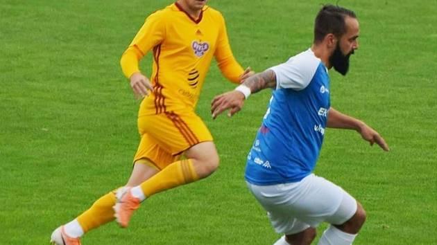 Hráči Táborska remizovali na úvod letní přípravy s rezervním týmem Dukly Praha 3:3.