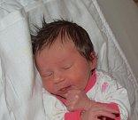 Vanesa Votýpková z Tábora. Narodila se rodičům Martině a Jiřímu  22. dubna ve 4.44 hodin jako  jejich prvorozená dcera. Po porodu vážila 2970 gramů a měřila 48 cm.