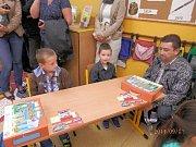 Zahájení školního roku v Soběslavi.