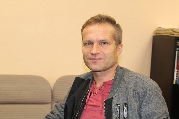Robert Buřič.