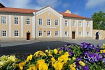 Augustiánský klášter Tábor.