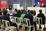 Studentská konference. Ilustrační foto.