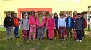 Na fotografii jsou žáci ze ZŠ Metelkovo náměstí, Teplice, 1. C třída paní učitelky Veroniky Sedláčkové.