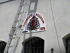Hasičské muzeum v Bechyni.