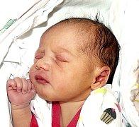 EVA NOVÁKOVÁ Z TÁBORA. Narodila se 28. července v 10.48 hodin s váhou  3010 g a mírou 48 cm. Je prvním dítětem Taťány a Martina.