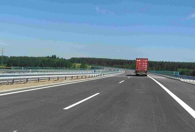 Jihočeská dálnice D3.