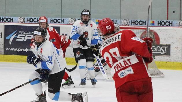 V posledním domácím utkání podlehli táborští mladíci Slavii Praha 2:6.
