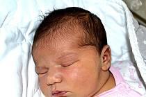 Adriana Vyhnálková z Malšic. Na svět přišla 20. srpna ve 2.46 hodin. Její váha byla 4400 gramů, míra 53 cm a už má dvouletého brášku Rostislava.