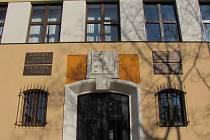 Budova Krajského soudu v Táboře.
