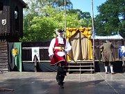 Šelmberk Festival historických řemesel