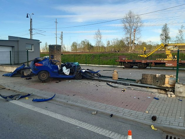 Tragická dopravní nehoda se stala na okraji Veselí nad Lužnicí.