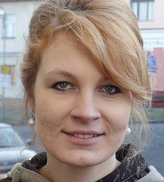 Veronika Hánlová zMladé Vožice