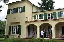 U Benešovy vily se zítra od 11 hodin uskuteční vzpomínka na Edvarda Beneše.