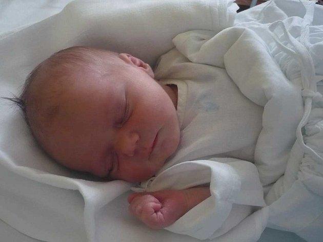 Natálie Hucková, 21. 3. 2008 v 11.16 hodin, 3 340 g, 49 cm, Ml. Vožice