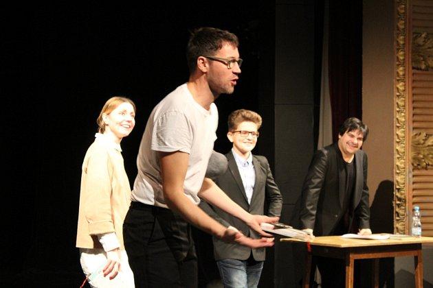Vtáborském divadle slavilo Listování 15.výročí.
