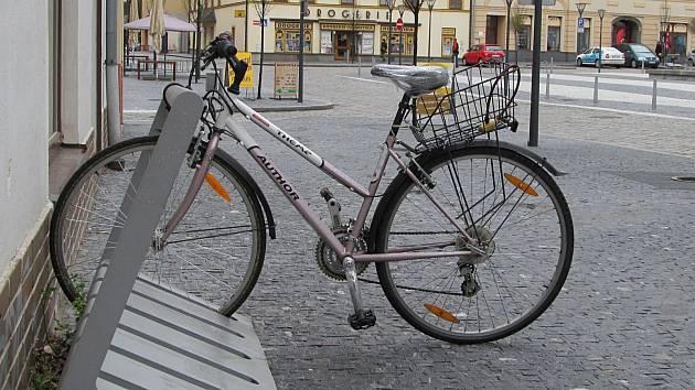 Jízdní kolo. Ilustrační foto.