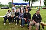 Soběslavská plovárna v sobotu 20. června zažila jeden z prvních kulturních programů, tentokrát pro dobrou věc.