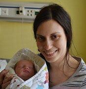 David Vavreček z Bechyně. Poprvé na svět pohlédl 10. března ve 13.35 hodin. Vážil 2960 gramů, měřil rovných 50 cm a je prvním dítětem maminky Kamily.