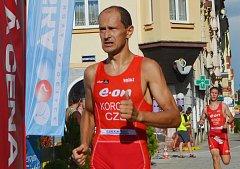 Triatlon. Martin Korous.