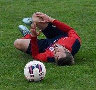 Hráči Spartaku prožívají v posledních kolech divize bolestné okamžiky.
