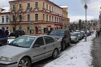Změny v parkování se možná dotknou i ulice 9. května