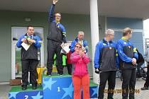 Závody stacionáře Klíček, Strakonice, Domova Petra Mačkov a dětí ze ZŠ Mikuláše z Husi se opět po roce konaly v areálu Komora.