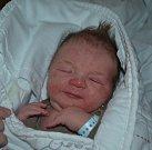 Stanislav Jurga z Košic.  Narodil se 23. ledna ve 23.56 hodin  s váhou 4310 gramů a mírou 54 cm. Je druhým dítětem v rodině, doma už má pětiletou sestřičku Simonku.