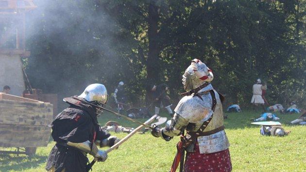 V Táboře duněly výstřely a třesk mečů, husité hájili město