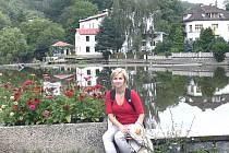 Kateřině Korousové v Čelkovicích nic nechybí, s radostí uvítala nový autobusový spoj.