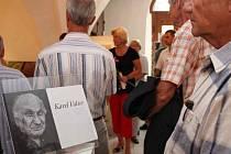 Výtvarník Karel Valter se vrací výstavou