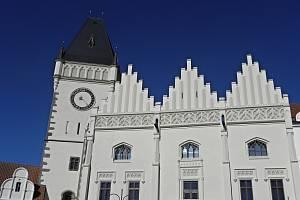 Dvouletá rekonstrukce táborské Staré radnice je završena.