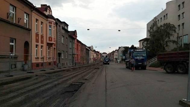 Budějovickou ulici čeká další etapa oprav.