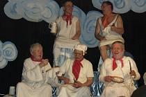V roce 2003 sehrál soubor Jak šla basa do nebe.