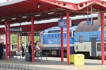 Železniční zastávka Veselí nad Lužnicí se dočká rekonstrukce již letos v červnu.