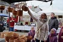 V sobotu se v Táboře konaly podzimní trhy.
