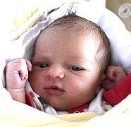 ELIŠKA RACHFALSKÁ ZE ŘEPČE. Narodila se  9. srpna v 15.46 hodin, vážila 3090 g a  měřila 48 cm. Doma má dvouletého brášku Davídka.