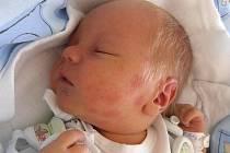 FILIP FEDIČ Z VESELÍ NAD LUŽNICÍ. Přišel na svět 18. března ve 21.59 hodin. Syn rodičů  Julie a Roberta vážil 3360 g.