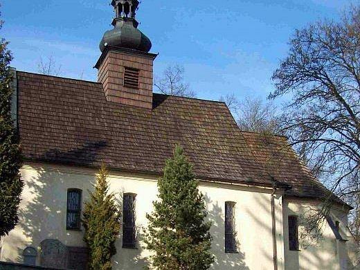 Kostele sv. Filipa a Jakuba v Táboře.