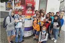 Studenti během projektu Erasmus poznávají kulturu a historii nejen své vlasti.