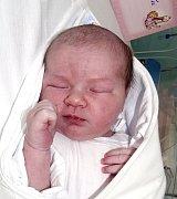 JOHANKA KINŠTOVÁ ZE SVINŮ. Narodila se mamince Janě 1. července v 8.22 hodin. Malá Johanka vážila 3700 g a měřila 51 cm.