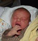 Michal Kratochvíl z Myslkovic.  Narodil se 21. listopadu v 8.27 hodin. Vážil 4350 gramů, měřil 52 cm a doma už má brášku Šimona, které mu je dva a půl roku.