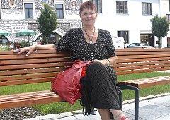 DOBRÁ DUŠE. Sedmašedesátiletá Marie Horká z Ratajů byla překvapená, když ji Domov pro seniory v Bechyni nominoval na tuto soutěž. Ocenění získala za to, že pomohla najít nový smysl života jedné z nemocných klientek domova.