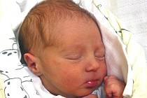 DANIEL ANDRÝS  ZE SEZIMOVA ÚSTÍ. Narodil se 22. září v 9.05 hodin. První syn rodičů Kateřiny a Josefa vážil  3080 g a  měřil 49 cm.