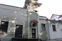 Bývalá Křižíkova trafostanice v Táboře se má stát kulturním centrem.